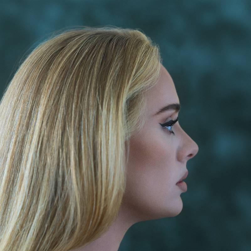 A cantora Adele