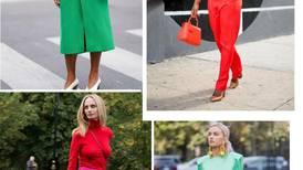 Vai montar um look com cores vibrantes? Especialista compartilha dicas para não errar!