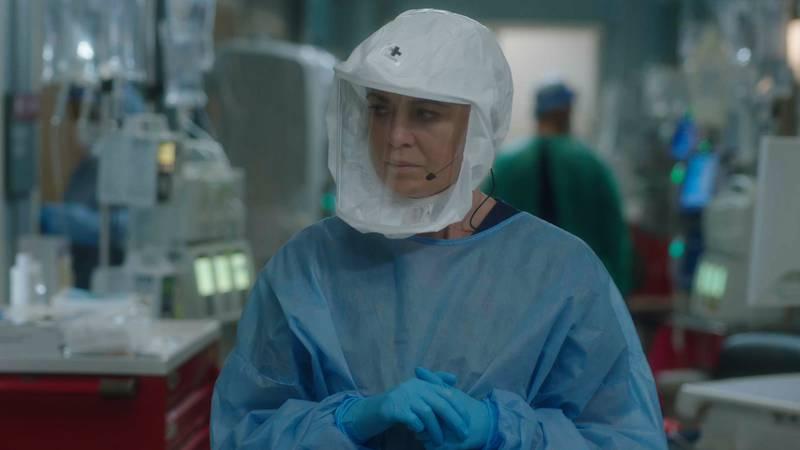 Grey's Anatomy: ABC publica foto emocionante de momento marcante da 17ª temporada; 'Não estou preparado'
