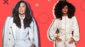 As mulheres famosas que deslumbraram com looks brancos