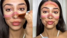 Hack do TikTok viraliza ao ensinar como fazer uma maquiagem profissional usando listras
